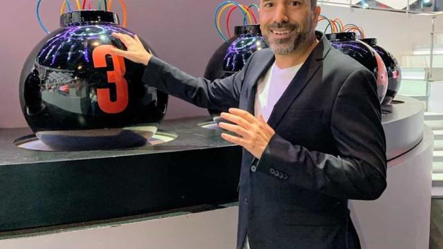 Marco Horácio em contagem decrescente para a grande estreia