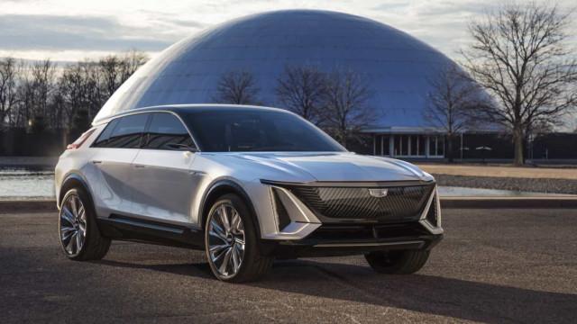 Cadillac apresentou o Lyriq, o seu primeiro (e belo) carro elétrico