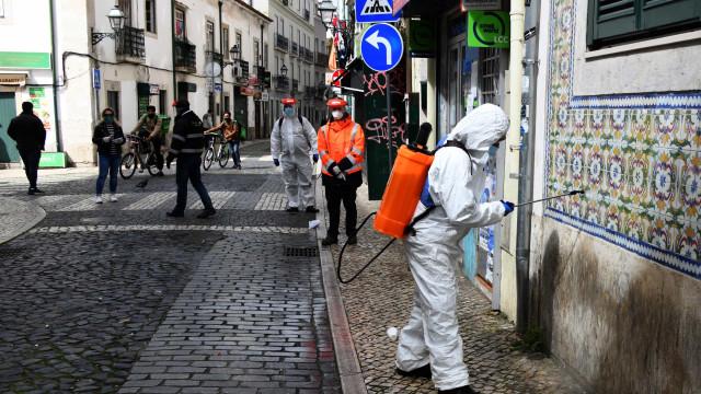 """AO MINUTO: Há mais 290 infetados. Eventos são """"bem-vindos"""" mas com regras"""