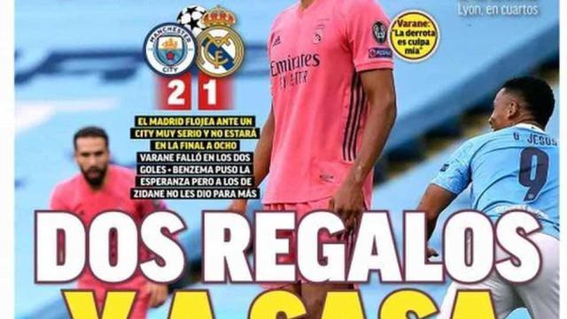 Lá fora: Oferta Real em Manchester e Sarri de saída de Juventus