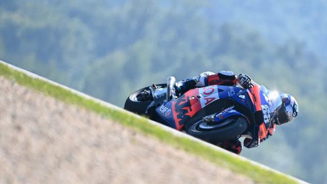 Miguel Oliveira conquista o melhor resultado de sempre no MotoGP