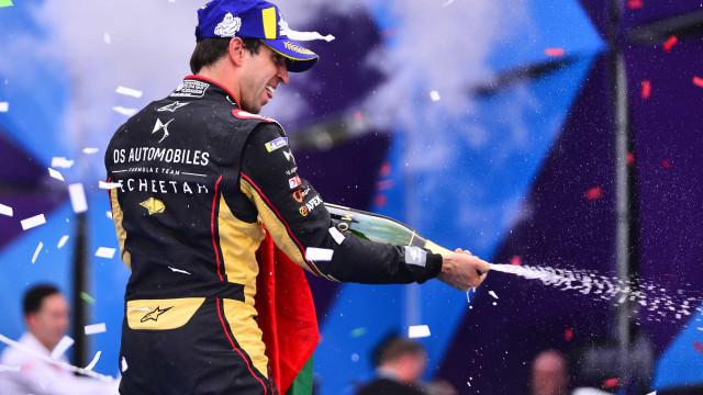 António Félix da Costa brilha em Berlim e sagra-se campeão do mundo