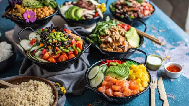 Bira dos Namorados refresca o menu com deliciosos poke bowls