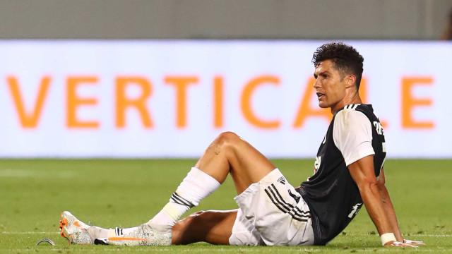 """""""Juventus quer livrar-se do ordenado de CR7. Ofereceu-o até ao Barcelona"""""""
