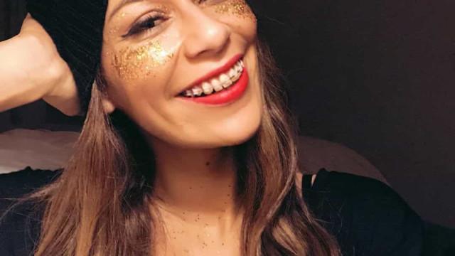 Marta Melro chora ao tirar aparelho dos dentes. Veja o resultado final!