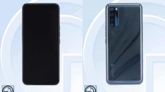ZTE prepara smartphone com câmara 'escondida' pelo ecrã
