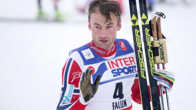 Campeão olímpico de ski 'apanhado' a 168 km/h e com droga em casa