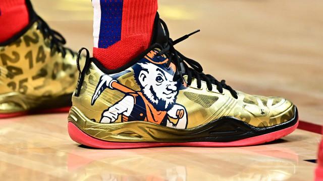 Estilo é com eles: O calçado mais extravagante da NBA