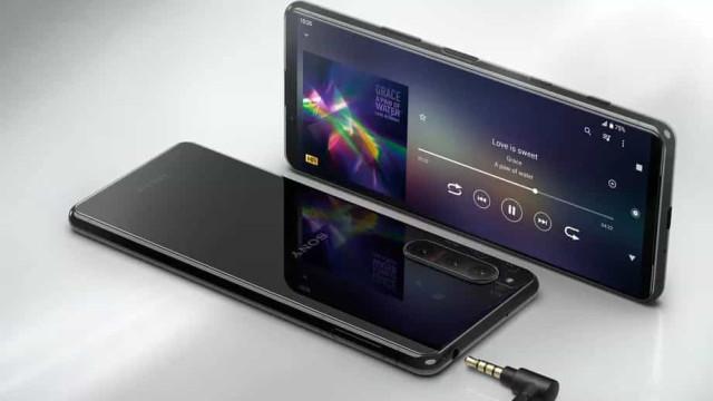Xperia 5 II é o novo topo de gama da Sony