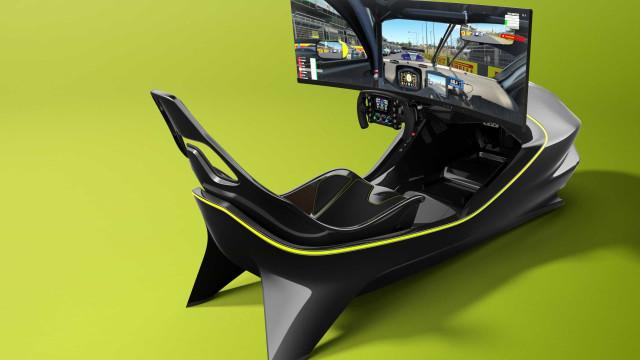 AMR-C01: O simulador da Aston Martin que custa mais de 60 mil euros