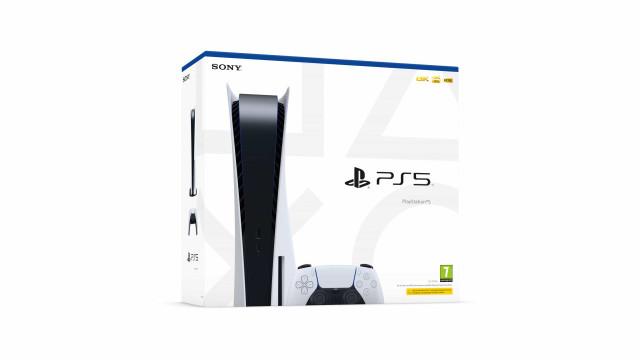 PlayStation 5. Eis as caixas que poderá encontrar nas lojas