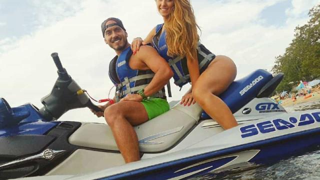 Iury e Daniel Monteiro: As fotos mais românticas do casal (fora do 'BB')