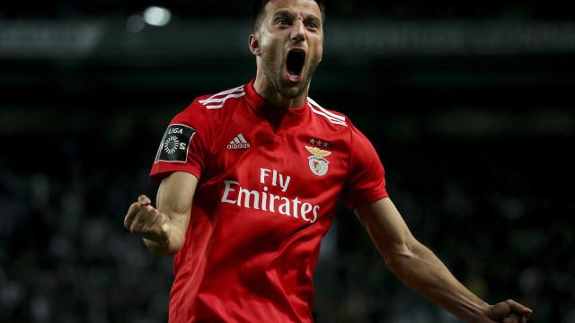 Benfica arruma a casa: Os casos de Samaris, Krovinovic e Pedro Pereira