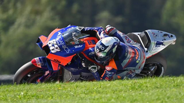 Miguel Oliveira conquista o segundo melhor resultado de sempre no MotoGP