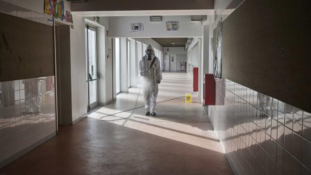 Covid-19: Portugal com 552 novos casos de infeção e mais 13 mortes