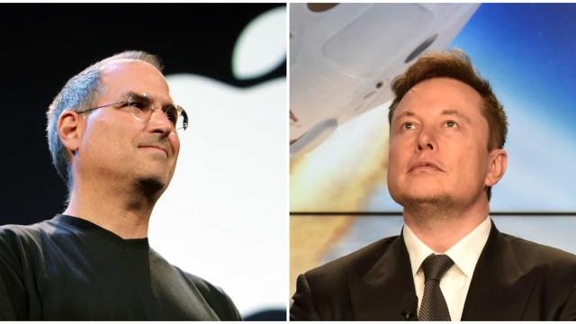 Bill Gates explica as diferenças entre Steve Jobs e Elon Musk