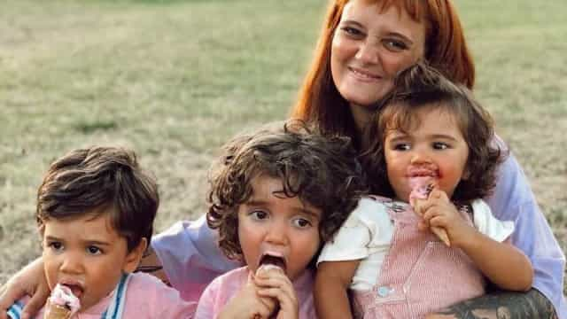 """Separada, Carolina Deslandes quer ter mais filhos: """"Vou adotar"""""""
