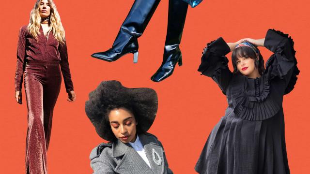 H&M Studio AW20: Opulência corajosa e charme rebelde