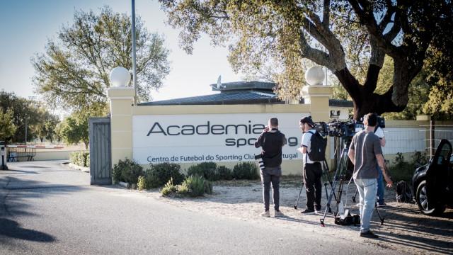 Oficial: Sporting 'transforma' Alcochete na Academia Cristiano Ronaldo
