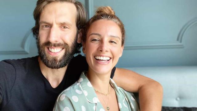 Marta Andrino e Frederico Amaral trocam partilhas carinhosas