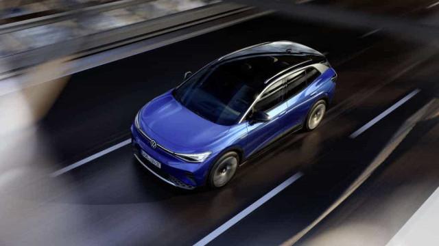 Volkswagen revelou o ID.4, o seu primeiro SUV elétrico