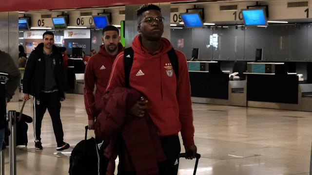 Negócio fechado. Florentino deixa Benfica e já viaja para o Mónaco