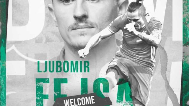 Oficial: Al-Ahli confirma a chegada de Ljubomir Fejsa