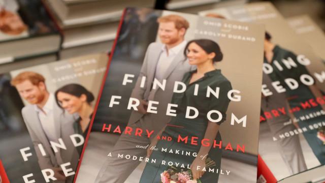 Revelações na nova biografia do Príncipe Harry e Meghan Markle