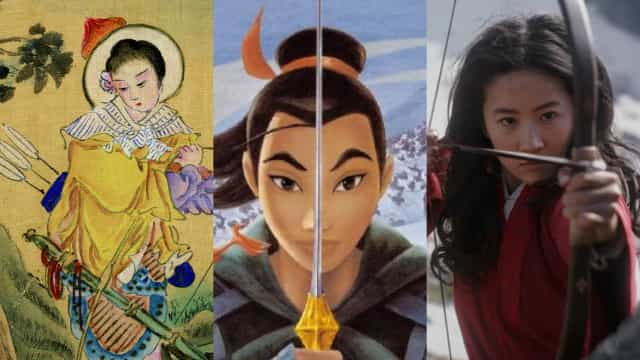"""A história real por trás de """"Mulan"""""""