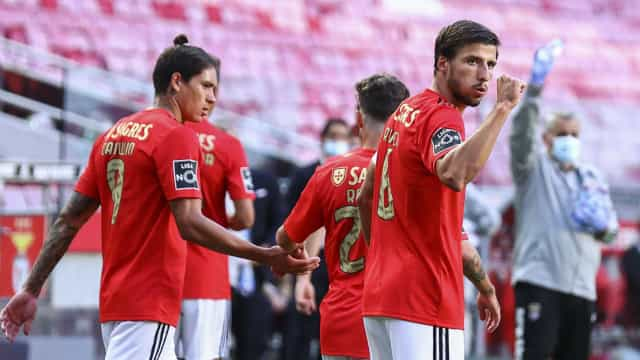 Barcelona já 'esfrega as mãos' com a transferência de... Rúben Dias