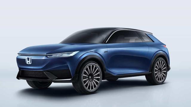 Honda revela 'concept' de novo SUV elétrico