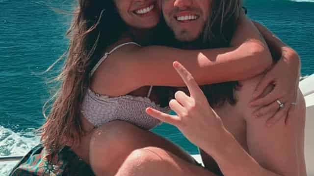 Carolina Loureiro vai para o Brasil. Vitor Kley revela planos do casal