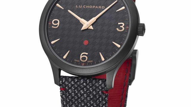 L.U.C XP II Sarto Kiton: O novo relógio Chopard