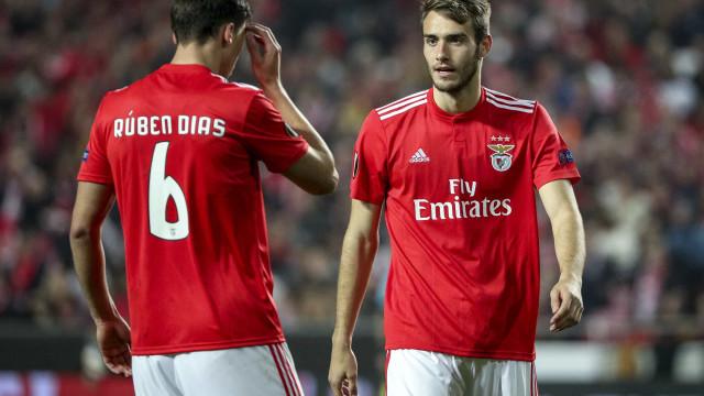 """Ferro despede-se de Rúben Dias: """"Boa sorte, irmão"""""""