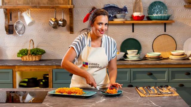 Chef Lúcia Ribeiro, que já trabalhou com Gordon Ramsay, estreia-se em TV