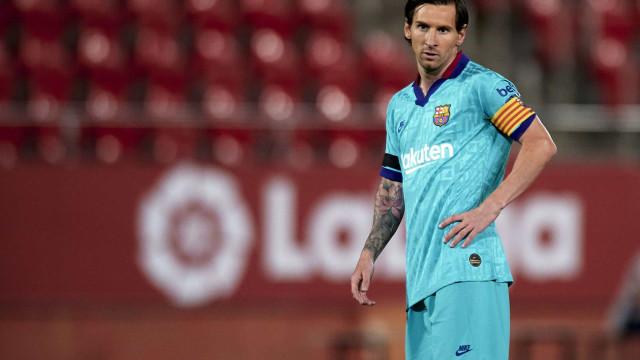 City quer Messi já em janeiro e vai avançar com... 16,5 milhões de euros