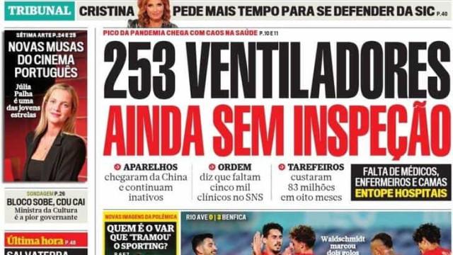 Hoje é notícia: Pico chega com caos; Profissionais de saúde agredidos