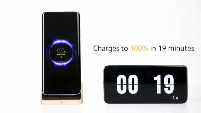 Xiaomi desvenda tecnologia revolucionária de carregamento sem fios