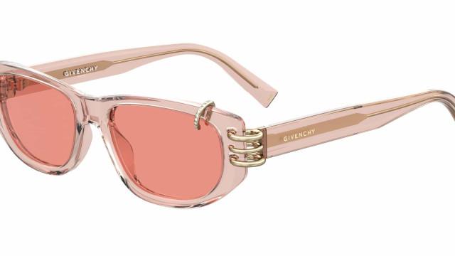 Oh là là! Vai apaixonar-se pela nova coleção de óculos da Givenchy