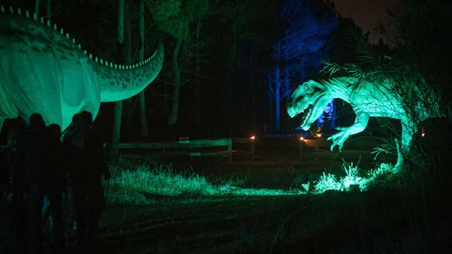 O Halloween mais jurássico de Portugal é no Dino Parque