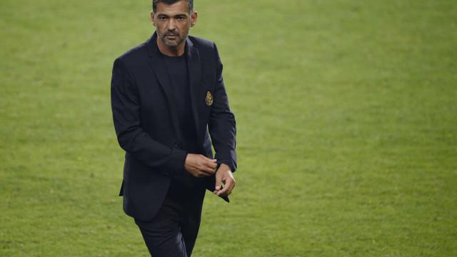 O possível onze do FC Porto para defrontar o Manchester City