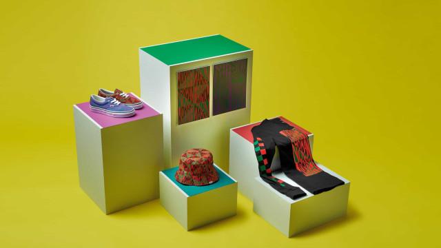 Vans e o MoMA estreiam a segunda coleção de calçado e vestuário