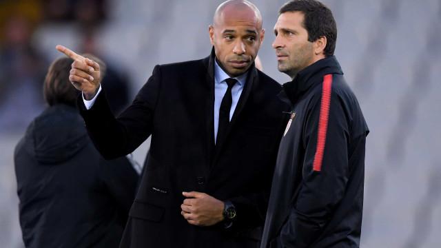 """""""Atendi a chamada do Thierry Henry e tudo fez sentido para mim"""""""