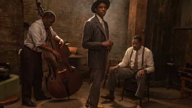 Netflix divulga trailer do último filme de Chadwick Boseman