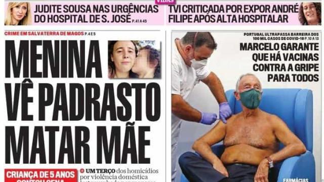 Hoje é notícia: Menina vê padrasto matar mãe; Moratórias bomba-relógio?