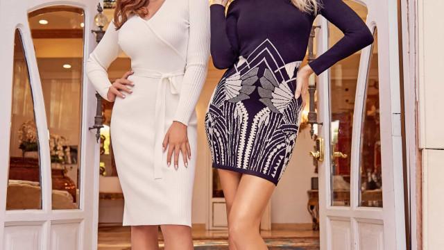Irreverente e tão, mas tão sexy! MARCIANO Holiday Campaign 2020