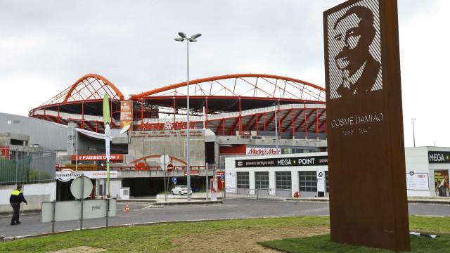 Benfica castigado com um jogo à porta fechada