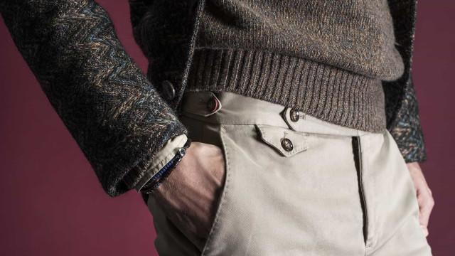 Moda masculina. As sugestões da Rosa & Teixeira para as estações frias