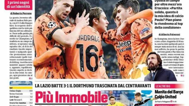 Lá fora: Morata vestiu a pele de CR7, Real sob pressão e o blank Lampard