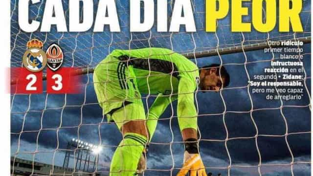 "Lá fora: O papel ""ridículo"" do Real, a estrela Lukaku e o triunfo do City"